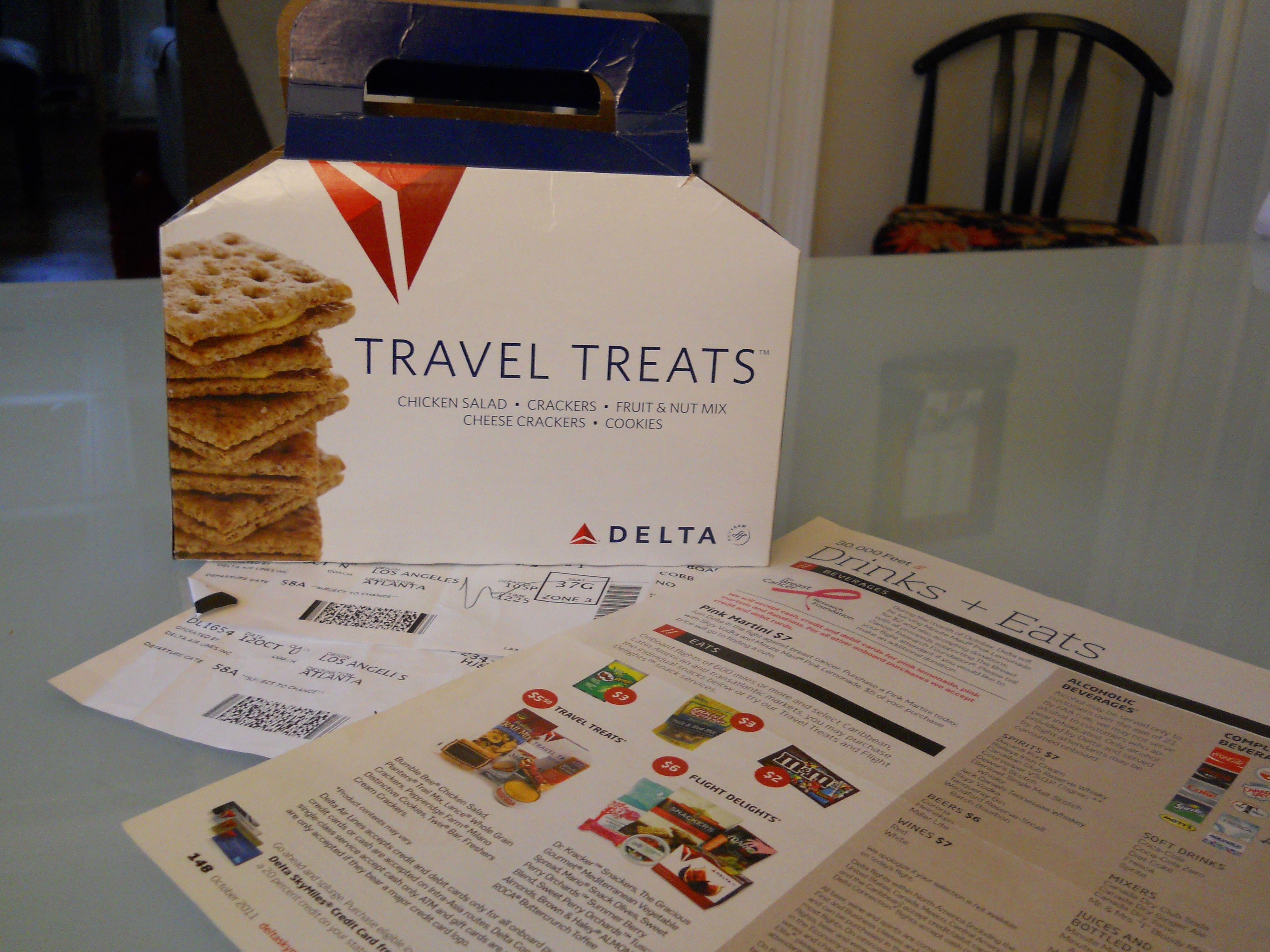Some Travel Treat