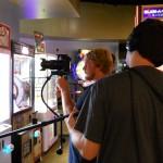 Crew on short film Jane
