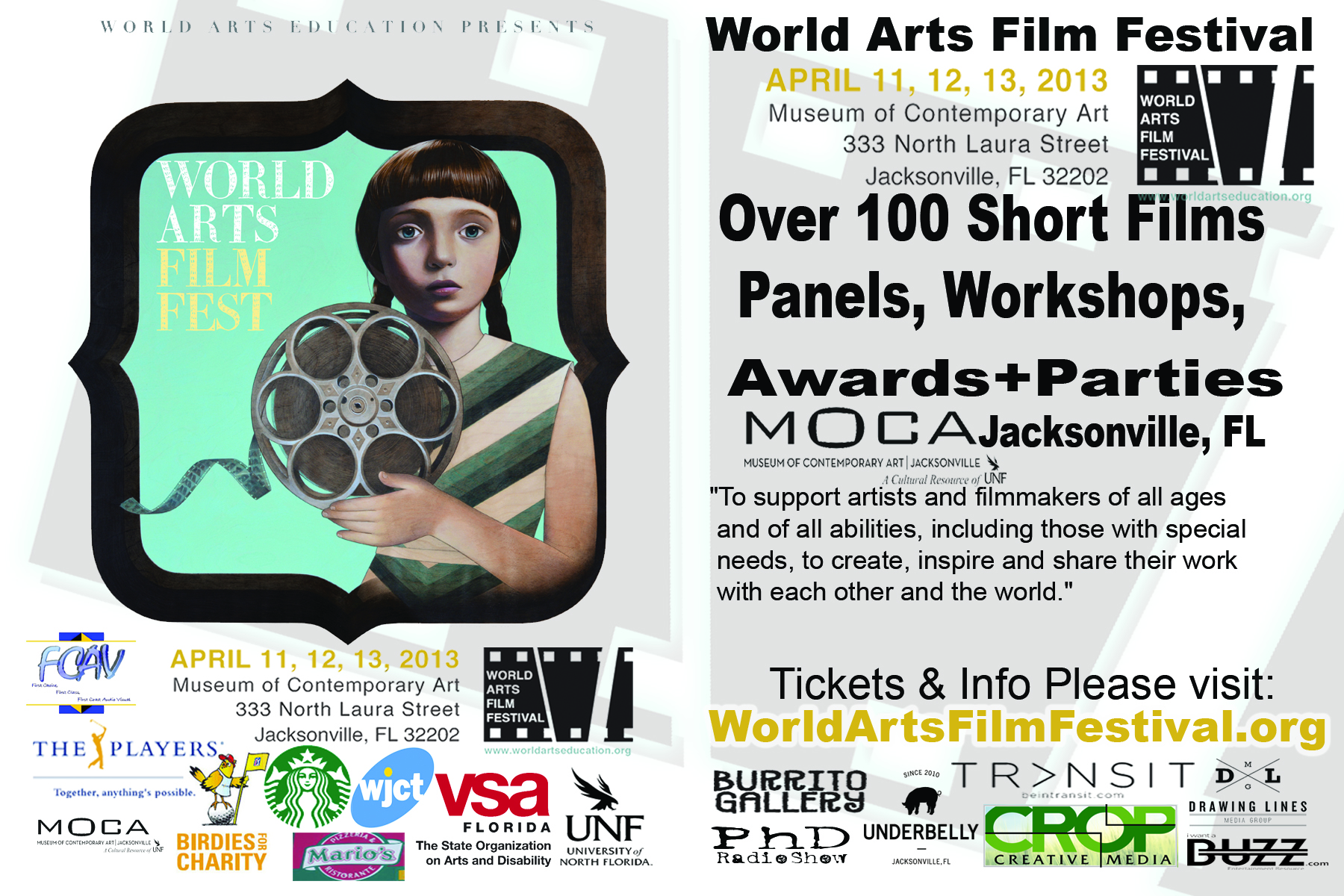 World Arts Film Fest